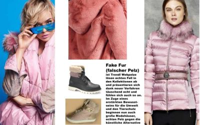 Fake Fur – (falscher Pelz)
