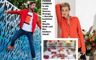 Gabor im Osten – Modethema der Woche 07/2020