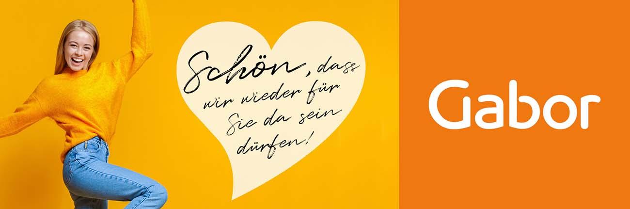 Gabor Schuhe per Click and Meet bei Gabor im Osten
